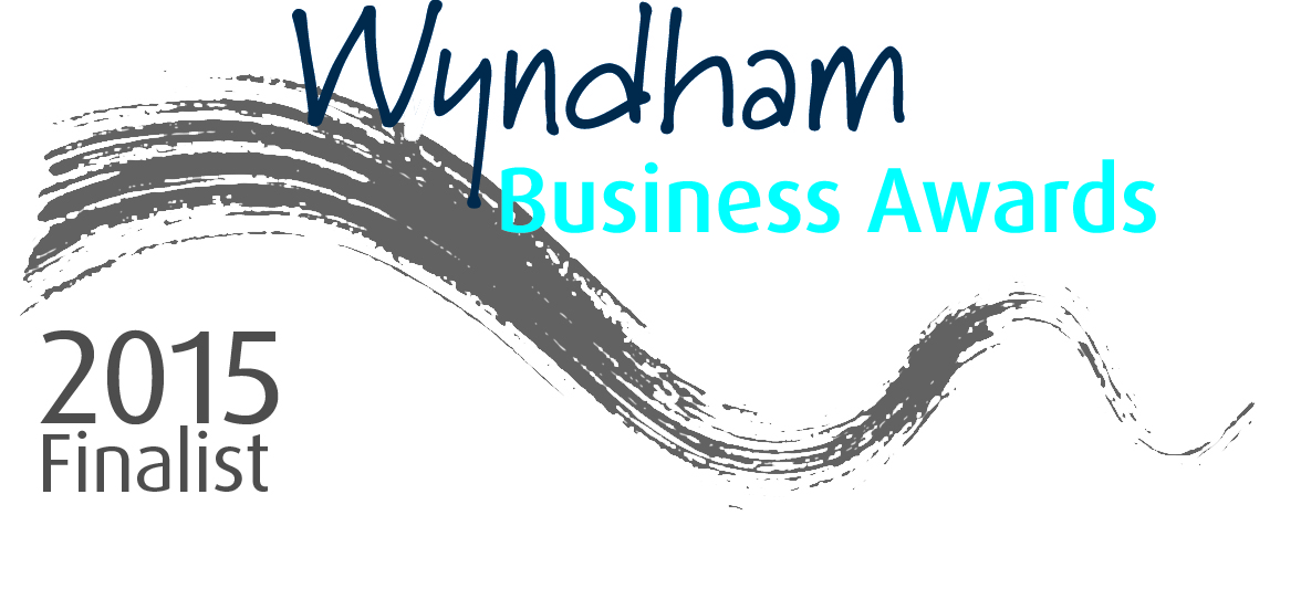 FInalist 2015 Wyndham Business Awards